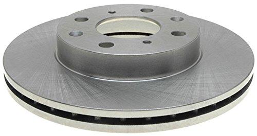 ACDelco 18A413A Advantage Non-Coated Front Disc Brake Rotor