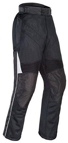 Tourmaster Venture Air Mens Black Pants - Large