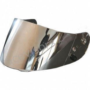 SILVER ~ HJC Helmet Visor Face Shield HJ-09 CL-15 CL-SP CS-R1 CS-R2 FS-15 CL-16 AC-12 IS-16 Kawasaki ZX ZXSP Joe Rocket 101 201 Silver