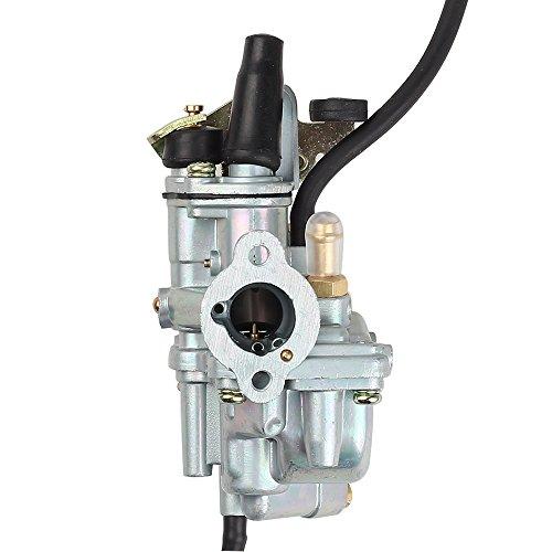 ATVATP Carburetor For SUZUKI JR50 LT50 LT 50 LTA50 LTA 50 2002 2003 2004 2005 ATV Quad Carb