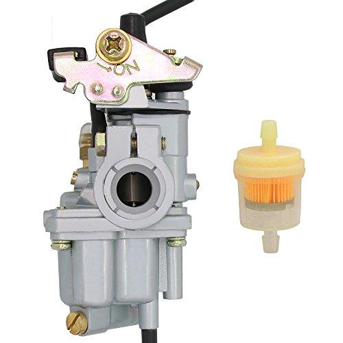 Carburetor for Suzuki LT-A50 2002-2005 Suzuki LT50 1984-1987 Suzuki JR50 1984-1987 - Suzuki JR50 Carburetor - 13200-43F00 13200-04431 13200-04430 - Suzuki JR50 Carburetor
