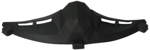 LS2 Helmets Breath Deflector for FF385387396 Helmets Black