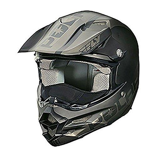 OEM Polaris Fly F2 Carbon Fiber Helmet Breath Deflector Quick Snap Liner XS-5XL - Sly - XXXX-Large