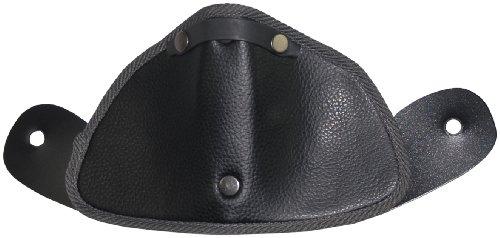 Vega Snow Breath Deflector for Viper Off-Road Helmet Black