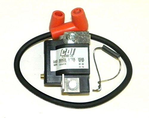 Chrysler Force Magneto Ignition Coil 120 Hp 1990 - 1991 Model E000001 - E0006550 WSM 182-4475 OEM 615475 684475 F615475 F684475 300-888791