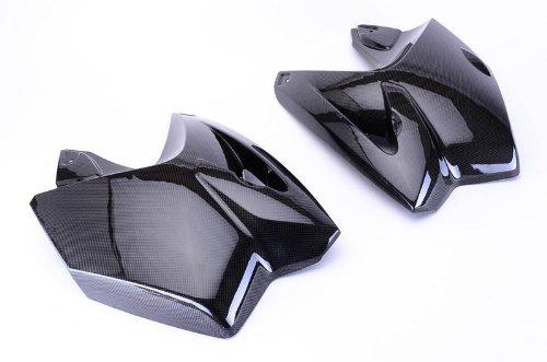 Bestem CBBM-R12GS-TSP Carbon Fiber Gas Tank Side Covers for BMW R1200GS 2005 - 2007