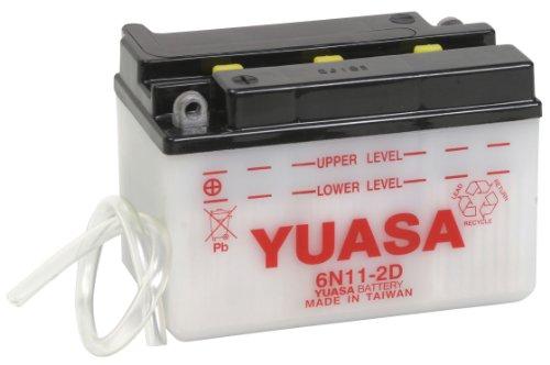 Yuasa YUAM26112 6N11-2D Battery