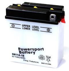 Replacement BATTERY 6N11A-1B POWER SPORT BATTERY Battery