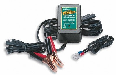 Battery Tender 021-0127 Battery Tender Junior 6V 750mA Battery Charger