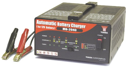 Yuasa YUA1202040 MB-2040 Shop Battery Charger