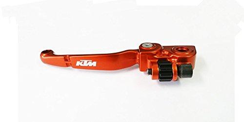 NEW KTM FLEX CLUTCH LEVER ORANGE 2006-2015 250 SX SX-F 7870293104404
