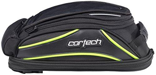 Cortech Super 20 Tank Bag BlackHi-Viz One Size 10 L