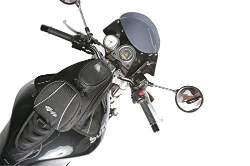 Joe Rocket Manta Magnetic Tank Bag BlackBlack 559-0000