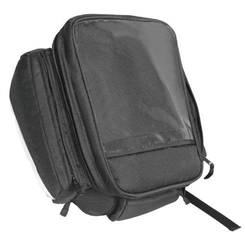 Raider Deluxe Black Universal Water and Mildew Resistant Tank Bag