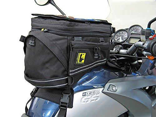 Wolfman Rainier Tank Bag 2017 Edition S217 Wolfman Luggage