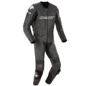 Joe Rocket Leather Speedmaster 6.0 One Piece Motorcycle Race Suit, Blk