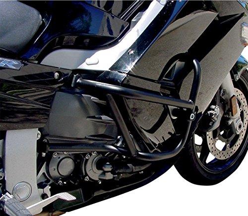 MC Enterprises Canyon Cages Fairing Protectors - Powdercoat Black 1200-410
