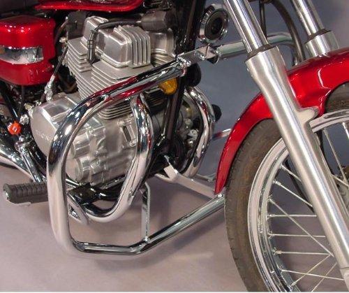 MC Enterprises Engine Guard Full Size 1-14 Chrome for Yam Virago 7501100 84-99