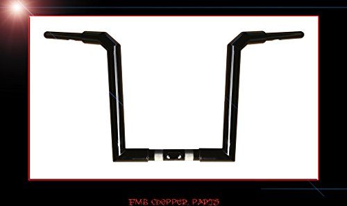 12 BLOCK HEAD BARS 1-12 BARS APE HANGER FOR 2015 UP HARLEY ROAD GLIDE