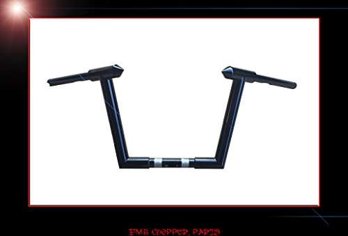 12 RG15 DOUBLE TAP PHATTY 1-12 CUSTOM APE HANGER FOR 2015-UP HARLEY ROAD GLIDE