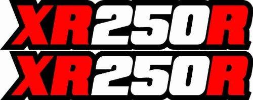 Honda Xr250r Decals Graphics Swingarm Stickers Mx Dirtbike Xr250 Xr 250 250r