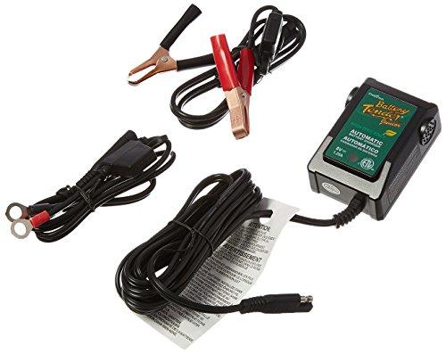 Battery Tender 022-0197 8V 125 High Efficiency Battery Charger