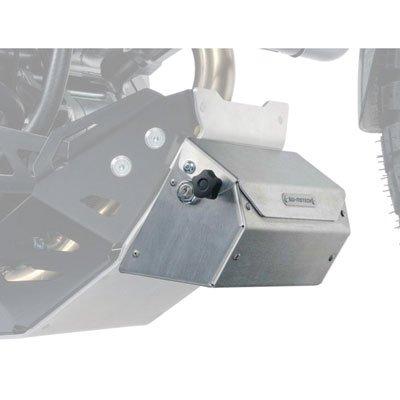 SW-MOTECH Skid Plate Toolbox to fit Skid Plates for Select BMW Husqvarna Kawasaki Suzuki Models Including F700GS F800GS F800GS Adventure KLR650 V-Strom 650