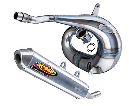 FMF Exhaust System - Factory Fatty Pipe Q SA Silencer - Husqvarna TCTE 250300 KTM 250300 11-16