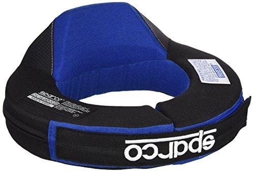 Sparco 001603AZNR Nomex Anatomic Collar Blue