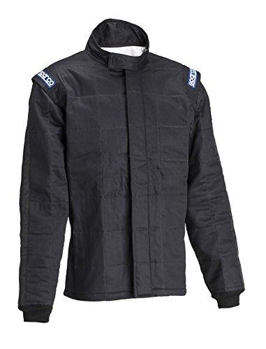Sparco Mens Jacket Jade Black X-Large