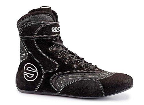 Sparco Mens SFI-20 Shoe Black Size 8