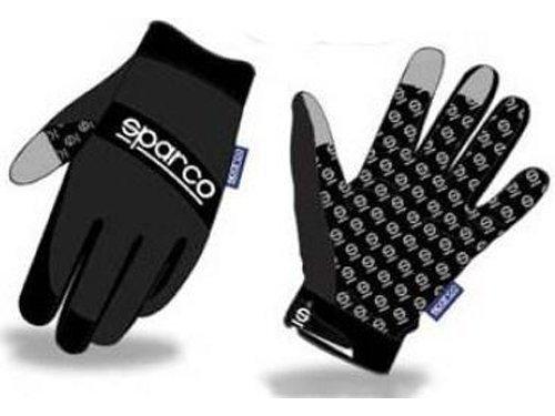 Sparco SP2103LNR Meca-3 Black Large Glove