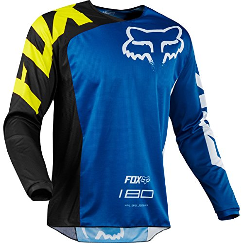 Fox Racing 2018 Youth 180 Race Jersey Blue M