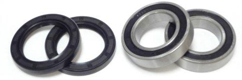 Yamaha YFS200 200 Blaster Rear Axle Wheel Bearings and Seals Kit 2003 - 2006