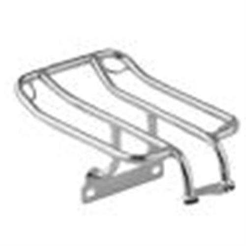 Krome Werks Fender Luggage Rack for 97-08 Harley FLHR Road King 15100102