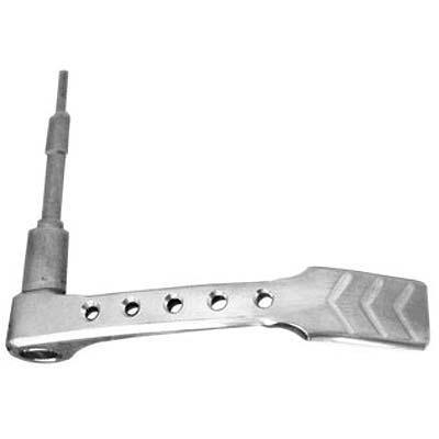 Modquad Thumb Throttle Lever Pocket for Yamaha YFZ 450 04-08