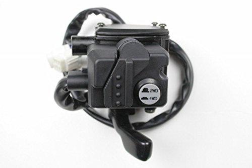 Niche Industries 1409 Yamaha Kodiak 450 Thumb Throttle Control Lever  4x4 Switch 2003-2006