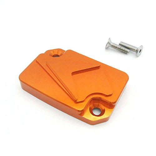 Heinmo Motorcycle CNC Front Brake Fluid Reservoir Cover Cap for KTM DUKE 125 200 390