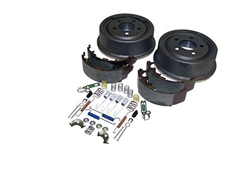 Crown Automotive 52005350K-E Drum Brake Service Kit
