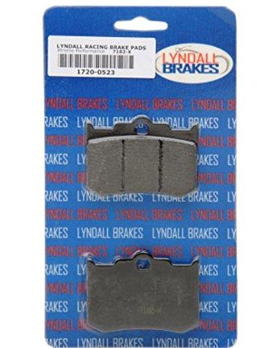 Lyndall Racing Brakes 7182X X-Treme Performance Brake Pads