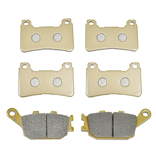 Liquor Motorcycle New For HONDA CBR1000 CBR1000RR 2004-2005 6 Pieces 3 Pair Front Rear Tail Braking Brake Pads