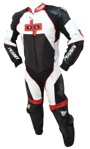 Perrini Mi3 New Generation Motorcycle Racing Suit 1pc Leather Suit -52