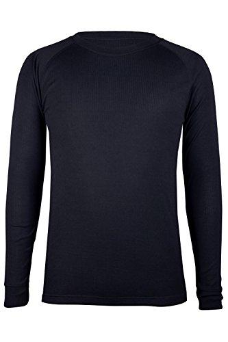 Talus Mens Base Layer Ski Hiking Thermal Long Sleeve Top T-shirt