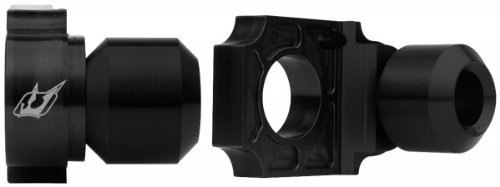 Driven Products Axle Block Sliders Black DRAX-112-BK