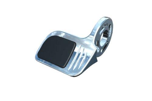 Kuryakyn Right Side Contoured ISO-Throttle Boss for Use with Kuryakyn ISO Grips