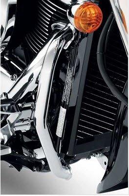 2005-2016 SUZUKI BOULEVARD CHROME ENGINE GUARDS SET 990A0-75073