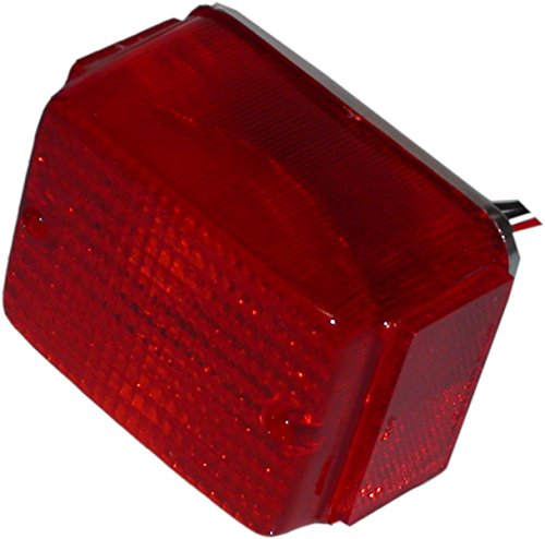 Yamaha CG 50 A Jog 1990 Motorcycle Rear Tail light Complete