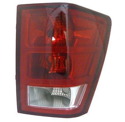 05 06 Jeep Grand Cherokee Passenger Taillight Taillamp