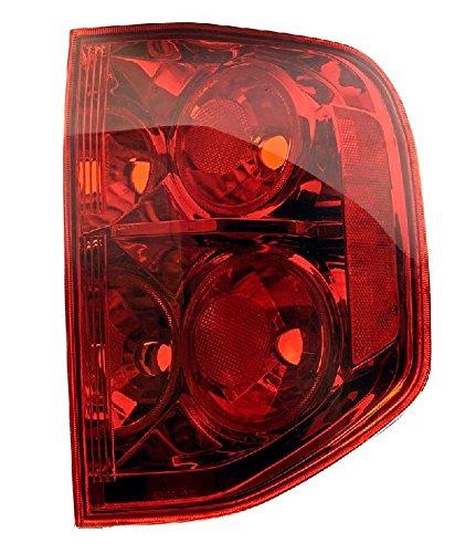 2003 - 2005 Honda Pilot Passenger Taillight Taillamp NEW 33501S9VA01 HO2801154
