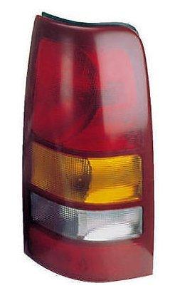 99 00 01 02 Chevrolet Silverado GMC Sierra Passenger Taillight Taillamp NEW 19169018 GM2801186